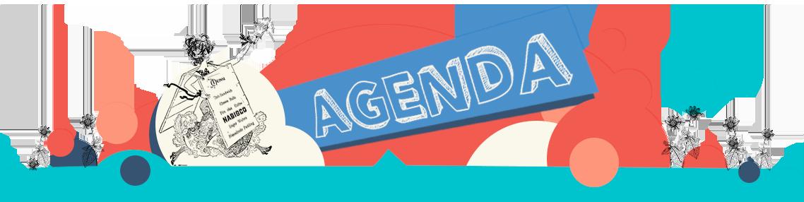 Header Agenda